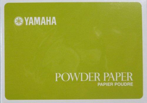 Yamaha Powder Paper - Puderpapier für Polster