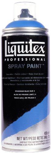 Liquitex Professional - Acrílico en spray, 400ml, color azul