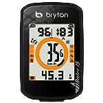 Bryton-Rider-15-Computer-GPS-Nero