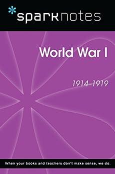 Descarga gratuita World War I (SparkNotes History Note) (SparkNotes History Notes) PDF