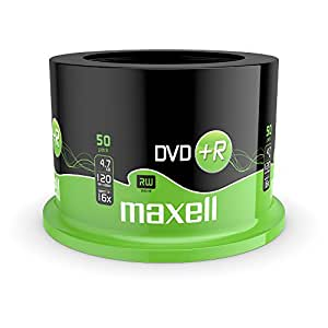 Maxell Campana 50 Dvd+R 16X