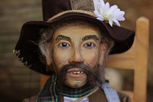 marionette Vagabundo marioneta puppet OOAK artdoll títere