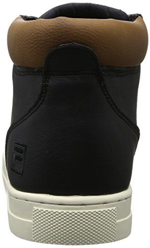Fila byram Mid, Sneaker Alte Uomo Nero (nero)