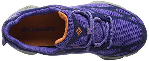 Columbia - CONSPIRACY IV OUTDRY, Scarpe da Arrampicata Basse Donna Viola (Purple (546))