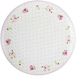 """Ib Laursen - 6x Teller, Speiseteller """"Cottage Rose"""" Ø 26cm (2497-00)"""