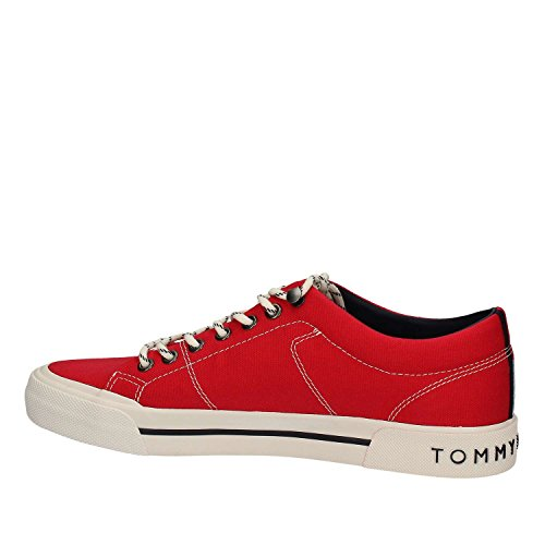 Tommy Hilfiger ARMOUTH 2D 2285 Sneakers Homme Rouge