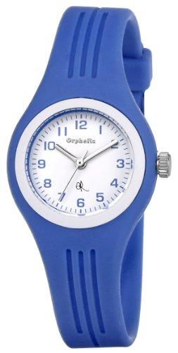 Orphelia OR53171419 - Reloj de pulsera unisex, plástico, color azul