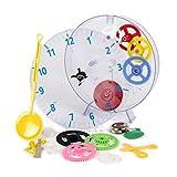Technoline Geneva Kids Clock - Reloj de los Niños, de Juguetear Y Aprender