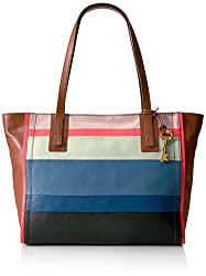 Fossil Emma Womens Handbag (Multi-Colour)