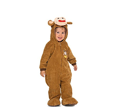 Fyasa 706381-t00Little Monkey Kostüm, Klein