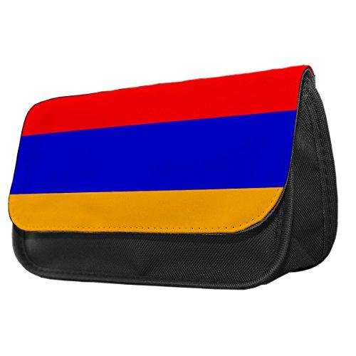 Armenien Flagge Bleistift Fall/Make-up Tasche 011