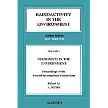 Plutonium in the Environment