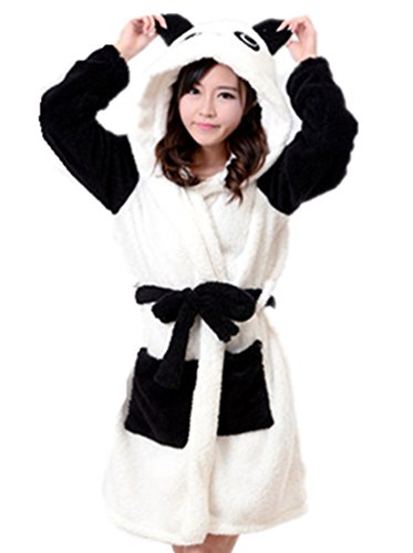crazycatz - Robe de chambre - Femme - Panda