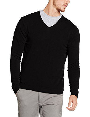 united-colors-of-benetton-1002u4148-pull-homme-noir-black-100-xl
