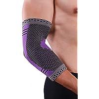 LOREY Ellenbogenbandage, Tennisarmbandage aus Hochleistungs-Polyamid-Fasern preisvergleich bei billige-tabletten.eu