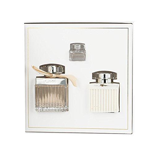 Chloe Chloe Fleur de Parfum EDP 75 ml + EDP MINI 5 ml + BL 100 ml (woman) -