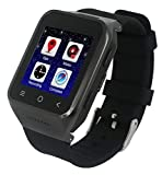Teconica Bluetooth Cell Phone Watch | for Android & iOS Smartphone Device