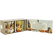 Leonardo Collection Cezanne Juego de 2 tazas