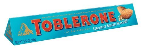 toblerone-milk-chocolate-crunchy-salted-almond-352-ounce-pack-of-4-by-n-a