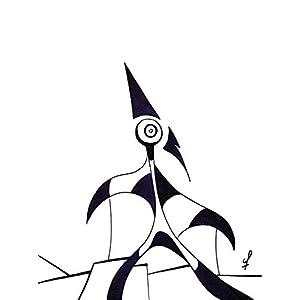 Olivier Cornil – Poupée inconsciente – Tuschezeichnung – 24 x 32 cm