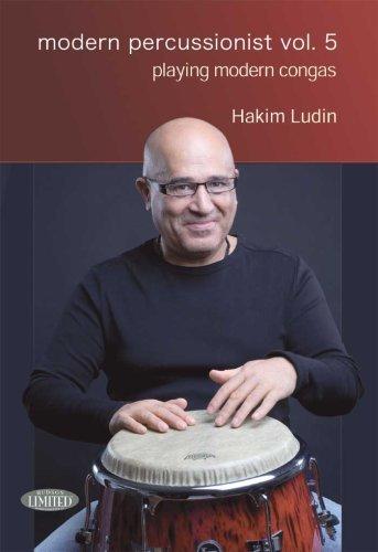 Hakim Ludin: Modern Percussion Vol. 5 - Playing Modern Congas [DVD]