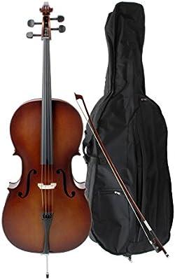 Classic Cantábile Cello 4/4 set estudio (con accesorios)