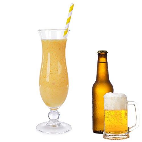 Bier Geschmack Proteinpulver Vegan mit 90% reinem Protein Eiweiß L-Carnitin angereichert für Proteinshakes Eiweißshakes Aspartamfrei (200g)