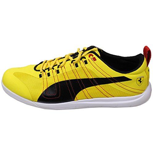 Puma , Basses homme jaune/noir