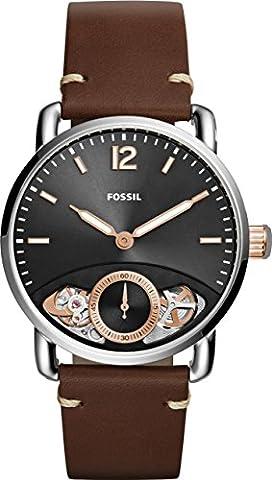 Fossil Uhr für Herren The Commuter Twist ME1165