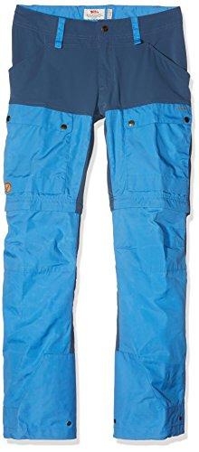 FjallRaven Pantalon de voyage Gaiter Trousers No.1 W UN Blue