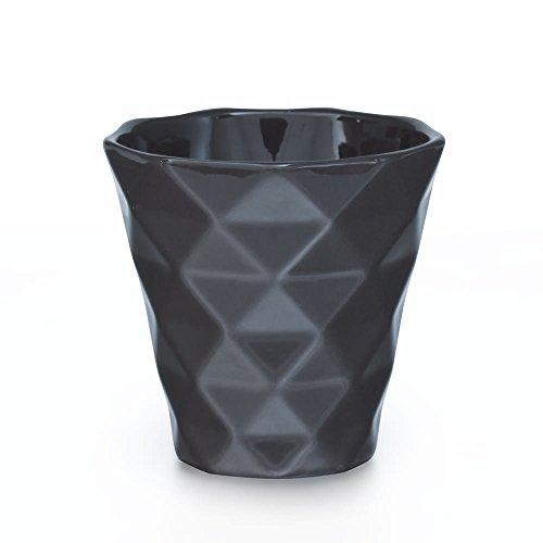 Tasse expresso anthracite Octo (lot de 6) (gris clair)