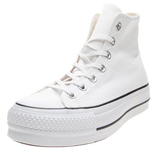 converse ctas lift hi platform scarpe donna