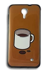 BlueArmor Designer Soft Fancy Back Cover Case For Micromax Canvas Nitro 4G E455 - Design 18