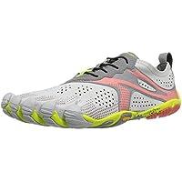 Vibram FiveFingers V-Run, Chaussures de Running Femme, Bleu, 37
