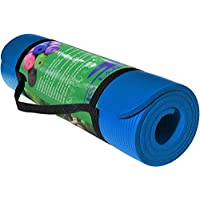 SkyLand Top Yoga Mat 10mm - Blue