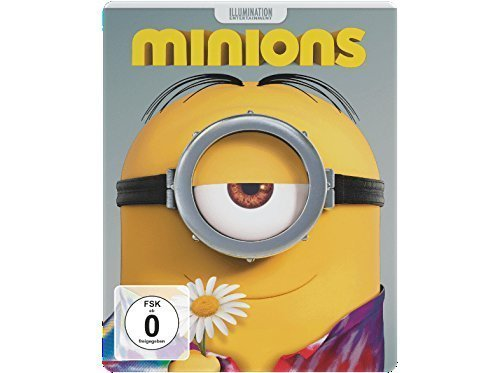 Minions - Limited Edition Steelbook (Blu-ray + UV Copy) Blu-ray