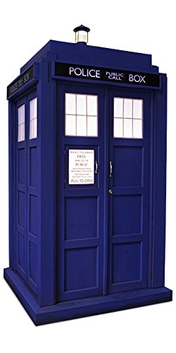 Doctor Who 11th Doctor Tardis 1/6 Scale Diorama