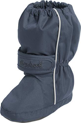 Playshoes Baby Thermo Bootie, Schneestiefel, Blau (marine 11), 22/23 EU (6 Child UK)