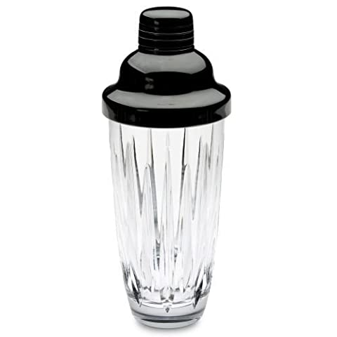 Crystal Soho Cocktail Shaker by Reed and