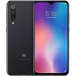 """Xiaomi Mi 9 SE- Smartphone con Pantalla AMOLED de 5,97"""" (Octa Core Qualcomm Snapdragon 712; 2,8 GHz, 6 GB RAM, 64 GB ROM, Triple cámara de 13 + 48 + 8 MP, Android), Negro Piano [Versión española]"""