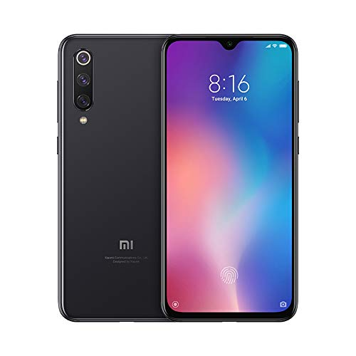 Foto Xiaomi MI 9 SE Smartphone, 64GB, Display FHD+ da 5.97'', Qualcomm Snapdragon 712, Fotocamera da 48 MP, Risoluzione Ultra High, Nero (Piano Black) [Versione Italiana]