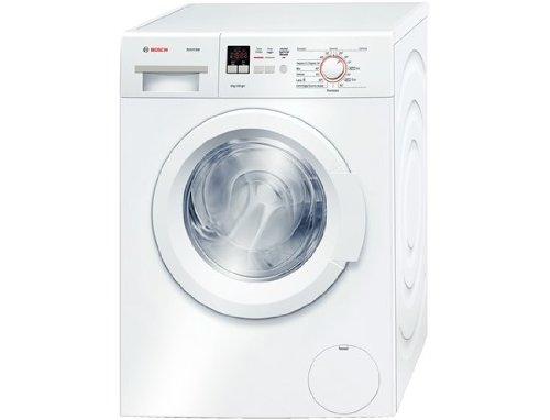 Bosch WAK24168IT Libera installazione Caricamento frontale 8kg 1200RPM A+++ Bianco lavatrice