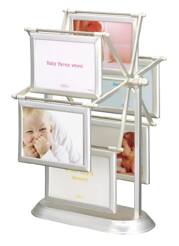 Ferris Wheel Silver Frame [Baby Product] (japan import)