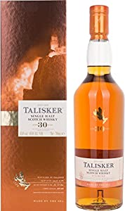 Talisker 30 Year Old Single Malt Whisky, 70 cl by Talisker