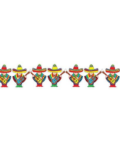 Generique - Guirlande Mariachi Mexique 3 mètres