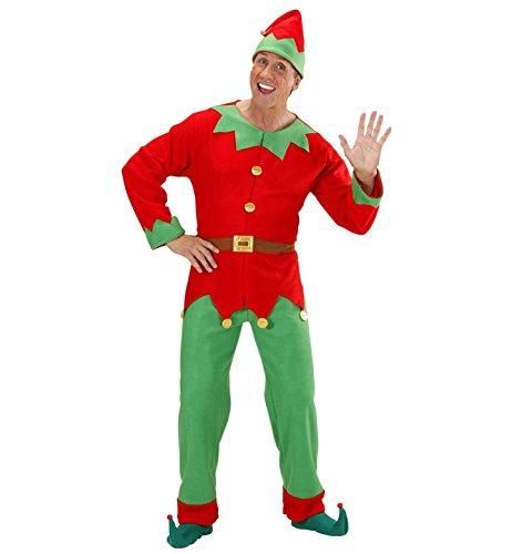 Widmann - Costume da Elfo Uomo, Taglia L