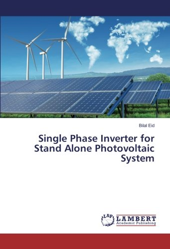 Single Phase Inverter for Stand Alone Photovoltaic System Inverter Single