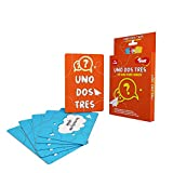 Best Card Games For Kids - Toiing Uno Dos Tres Educational Card Games Review