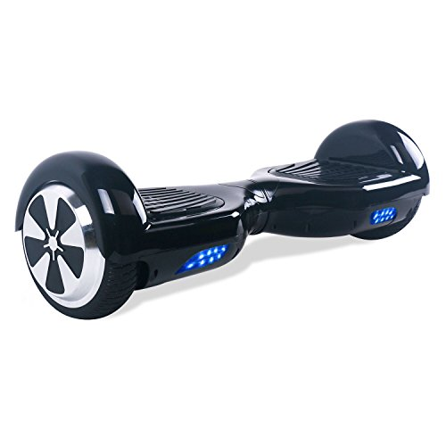 BEBK Hoverboard 6.5' Patin Electrico,2 * 350W Motor LED,...