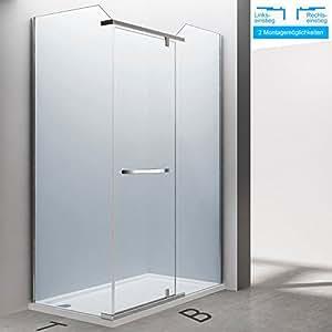 paroi pare douche porte de douche cabine de douche verre de s curit ravenna13 80 120 190. Black Bedroom Furniture Sets. Home Design Ideas